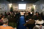Un momento del partecipato forum con l'assessore Di Dalmazio