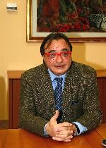 L'assessore Gianfranco Giuliante