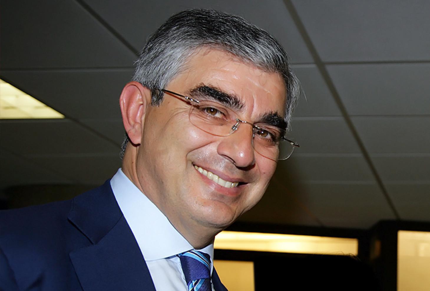 Presidente della Regione Abruzzo Luciano D'Alfonso