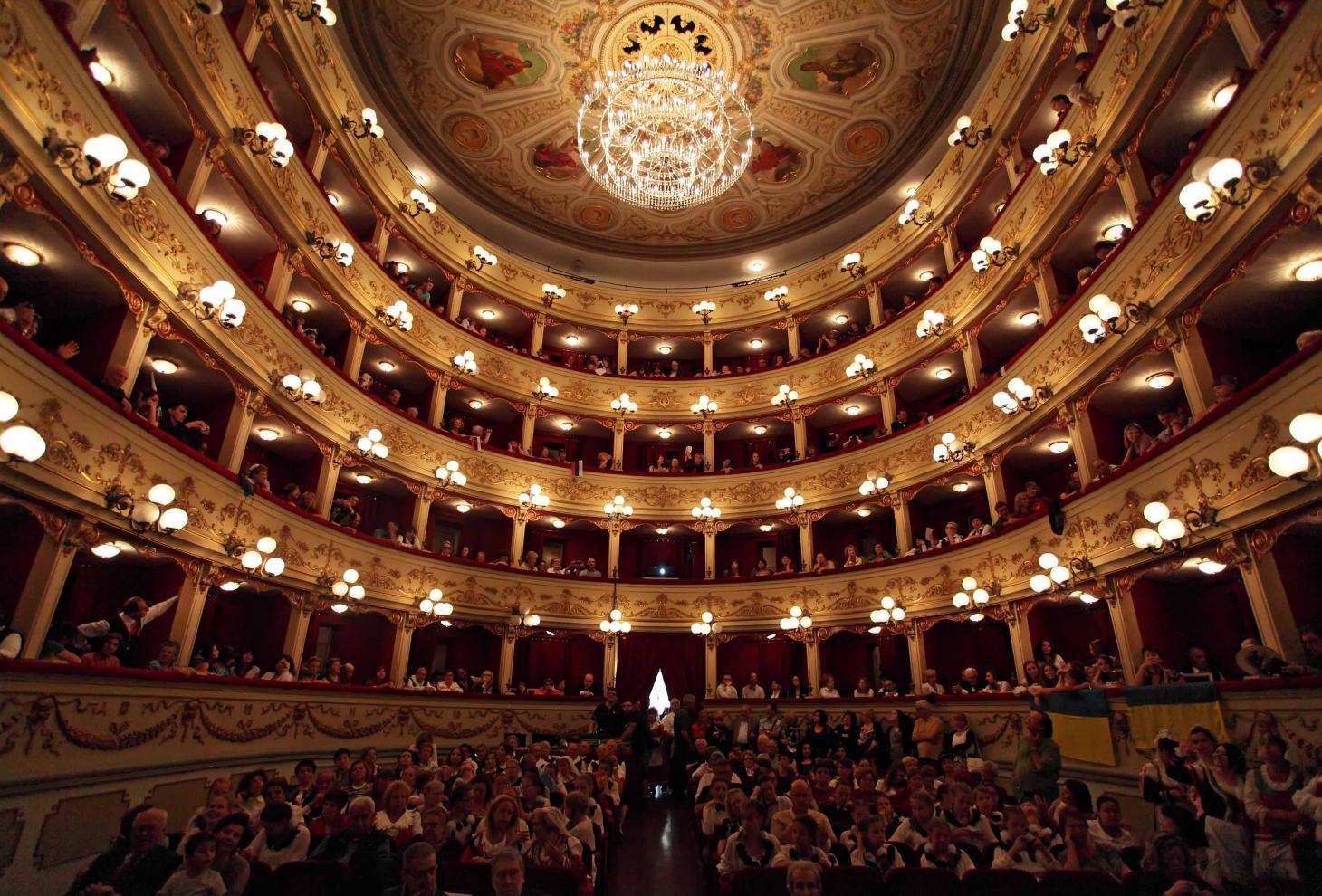 Teatro Marrucino - Chieti