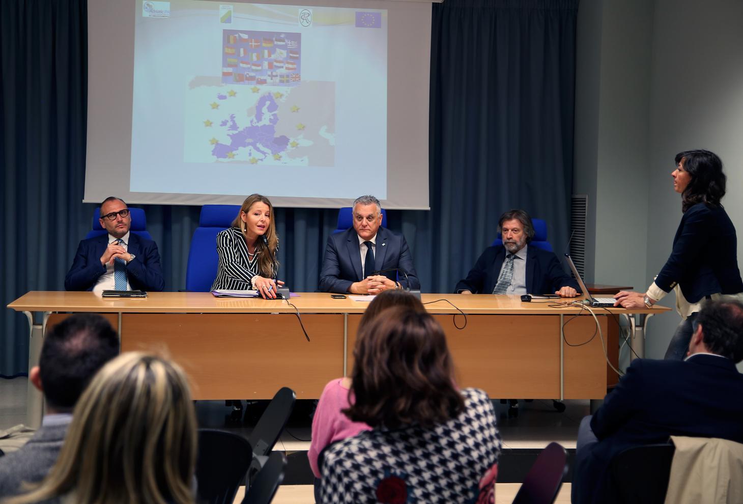 Presentazione del progetto Eurocultura Abruzzo