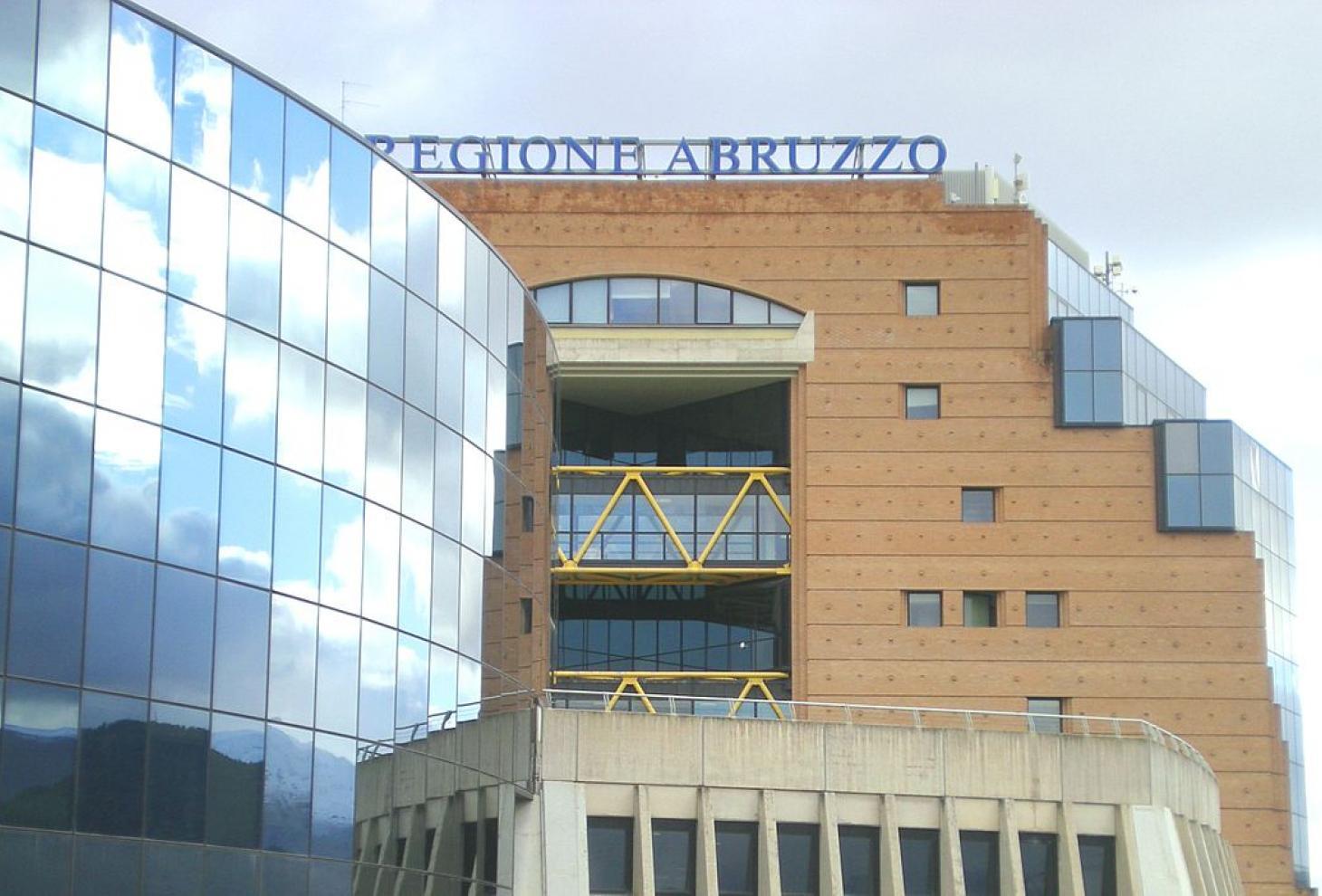 Palazzo Silone a L'Aquila