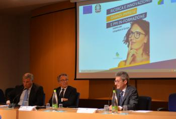 Sviluppo: Lolli, impegno comune con grandi imprese per guidare Pmi verso ricerca