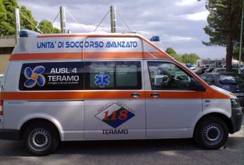 Sanità: 2 milioni di euro alle Asl per l'acquisto di nuove ambulanze