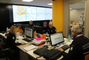 Emergenza: Attivo a Giulianova Centro Accoglienza Sfollati