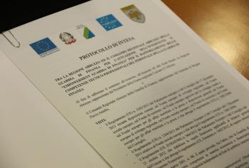 Formazione: firmata intesa  tra Regione e Guardia di Finanza