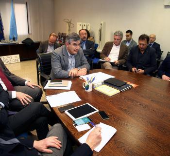 Porto di Pescara: il punto di D'Alfonso sugli interventi