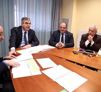 Servizio idrico: siglate convenzioni per 35 interventi. Investimento da 117 milioni di euro