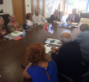Ex filanda Pescara: D'Alfonso incontra comitato cittadini