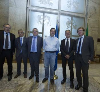 Sviluppo: Lolli firma intesa con FCA per nuova auto connessa