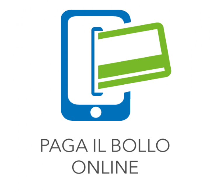Paga il bollo online