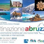 Turismo: giovedì a Pescara l'evento #destinazioneabruzzo