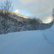 Meteo: previste nevicate per il 24 e 25 febbraio