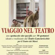"""Cultura. """"Viaggio nel Teatro"""" in scena ad Avezzano"""