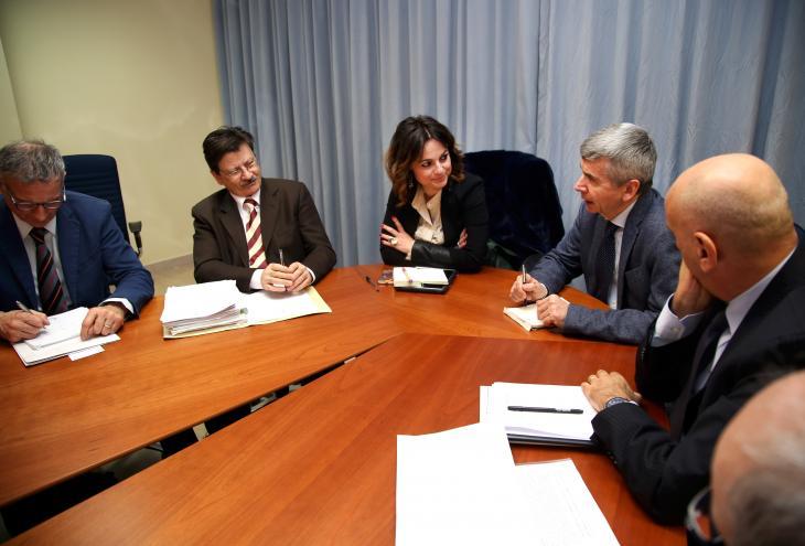 Incontro con il direttore generale Cristina Gerardis