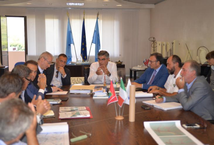 Foto della riunione