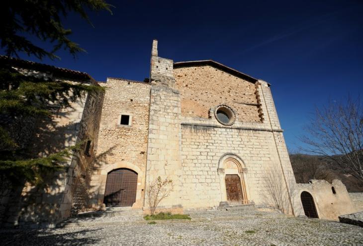 Convento di San Francesco, Fontecchio