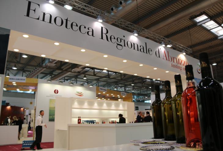 L'Enoteca Regionale d'Abruzzo a Vinitaly