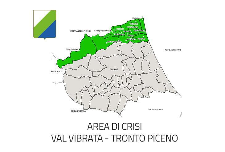 Area di crisi Val Vibrata