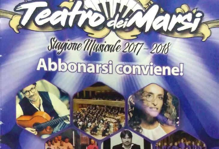 Musica: Programma; Noa, Lopez-Solenghi, L. Guanciale legge Silone