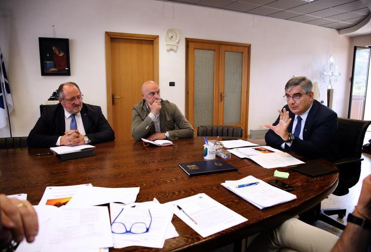 Presentazione del Piano di Prevenzione Regionale