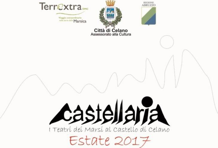 in foto: Castellaria, logo