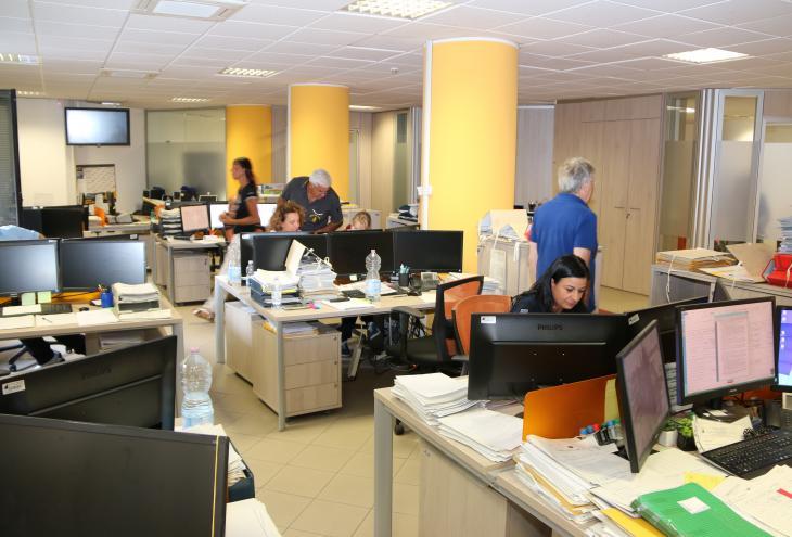 sala operativa regione abruzzo