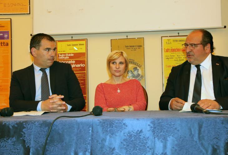 Andrea Gerosolimo, Annamaria Casini, Mario Mazzocca