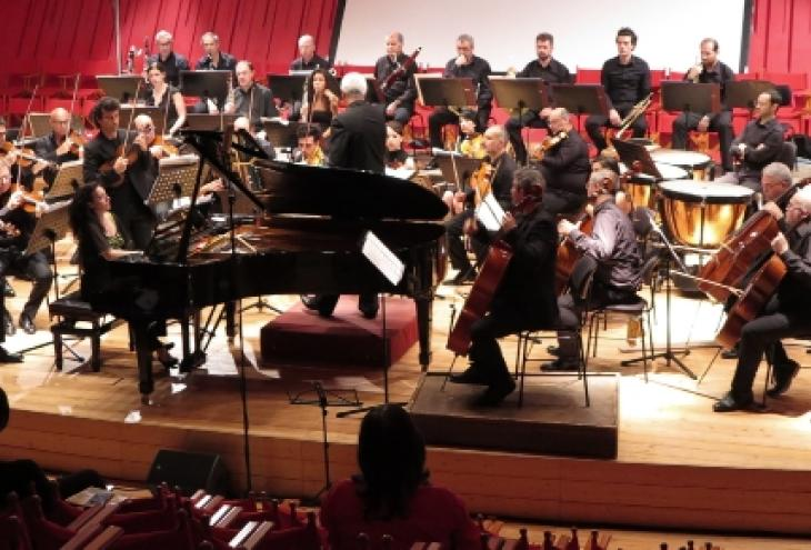 in foto: un concerto ISA