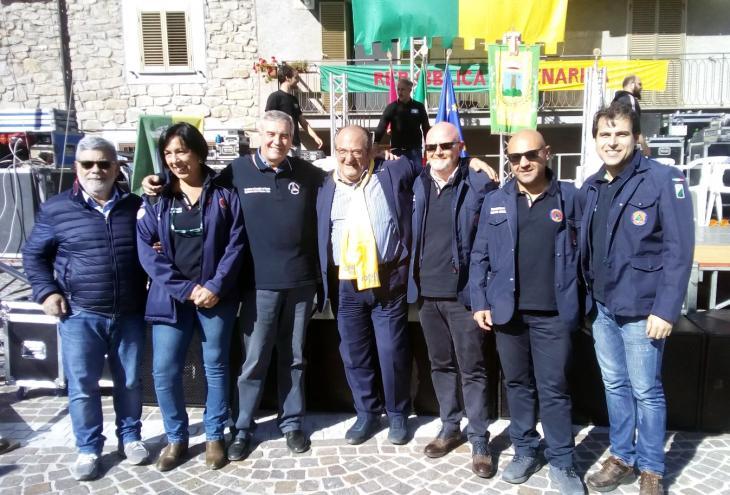 Gruppo protezione civile regionale