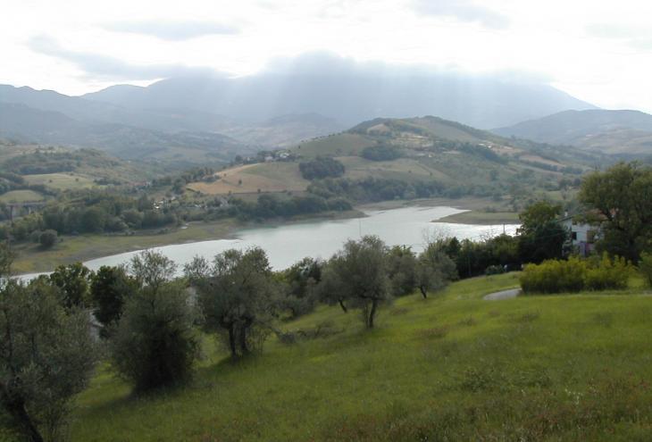 riserva lago di penne