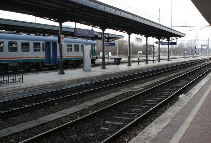 Stazione ferroviaria di Sulmona