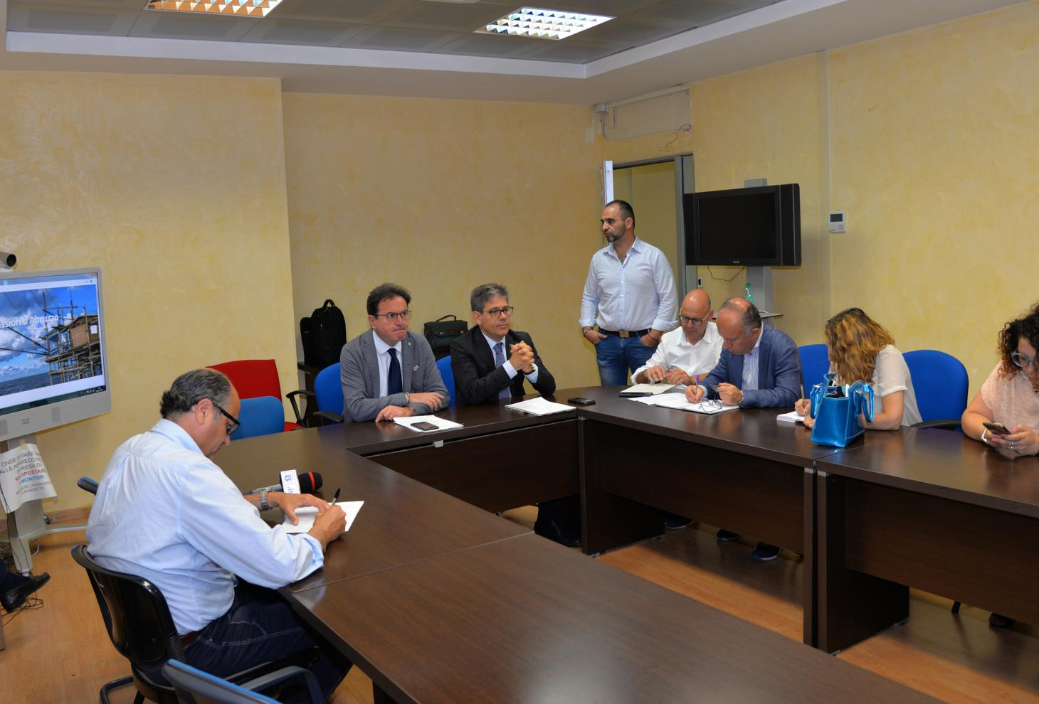 Presentazione del sito Film Commission d'Abruzzo