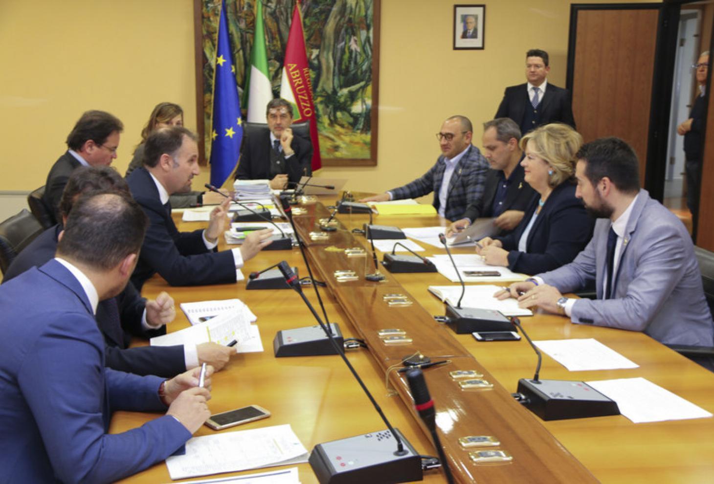 Giunta: Liris, Bilancio approvatonella seduta odierna