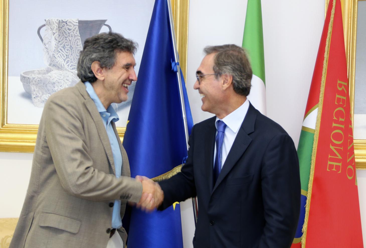 Presente l'AD Massimo Simonini