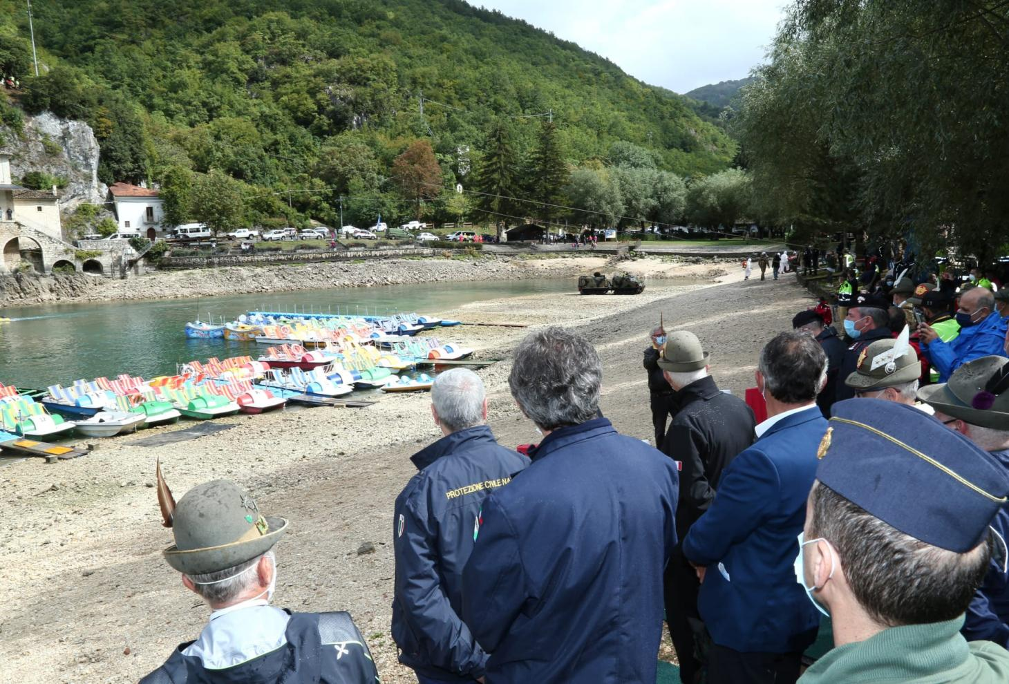 Protezione civile Abruzzo