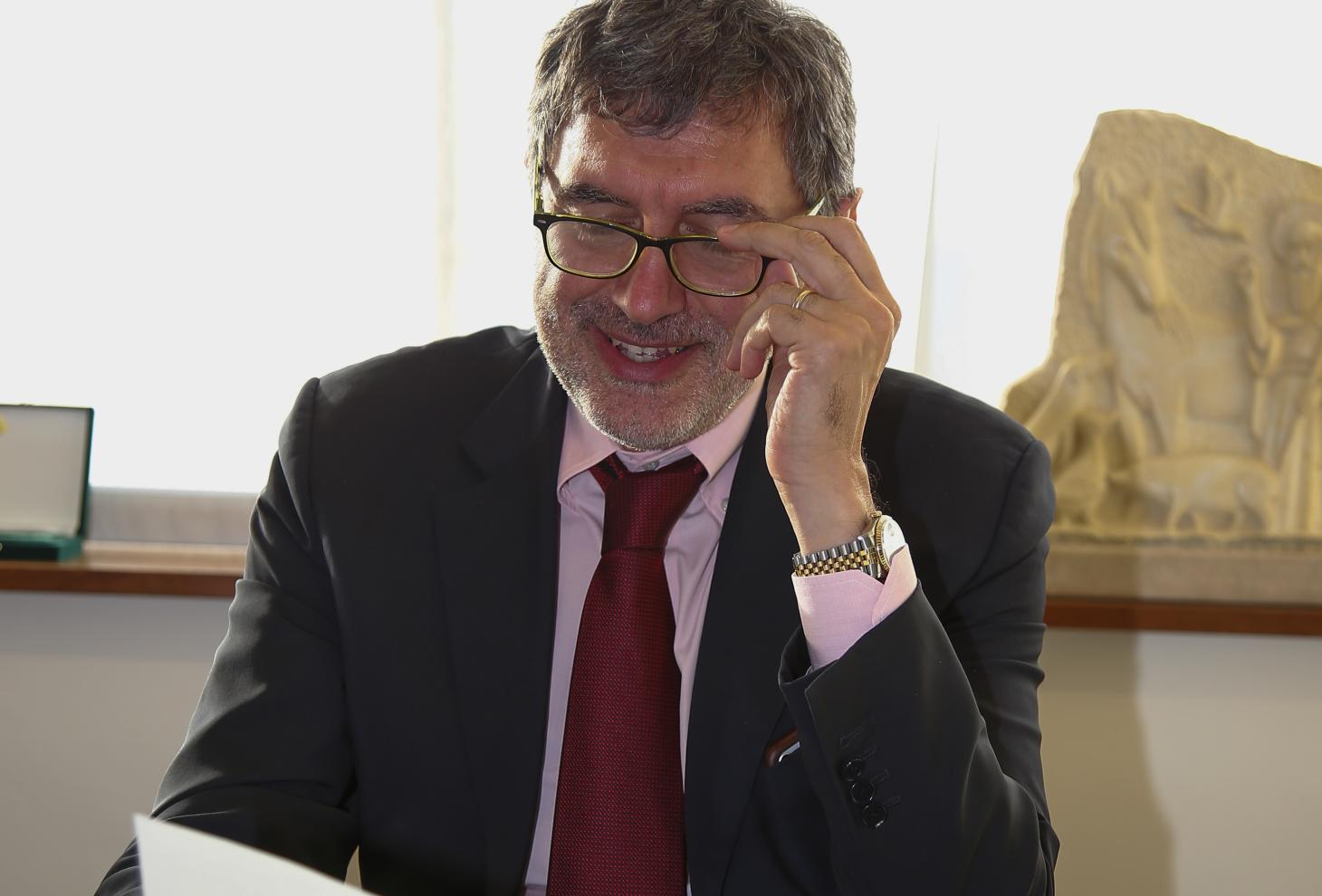 Decreto sisma: Marsilio, riduzione del 60 per cento delle tasse dovute
