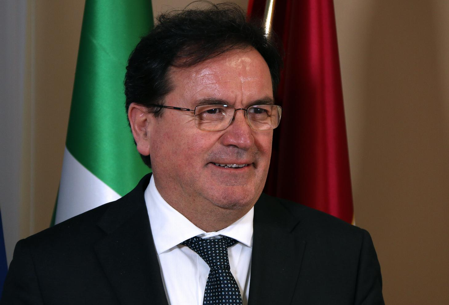 Nella foto l'assessore Mauro Febbo