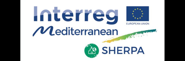 Logo del progetto Sherpa