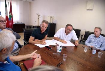 Emergenza idrica nel Vastese e in Val di Sangro: Lolli incontra Sasi e sindaci