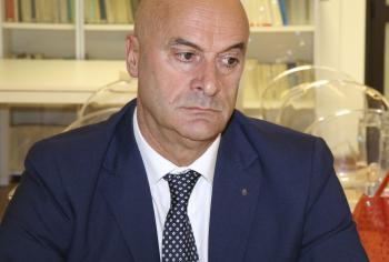 Marcia del creato: conferenza stampa di Berardinetti