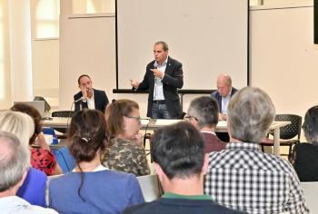 Sociale: Piano 2020-2022; Fioretti, siamo chiamati ad una sfida impegnativa