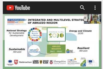 """Decarbonizzazione: l'Abruzzo """"scommette"""" sull'idrogeno verde"""