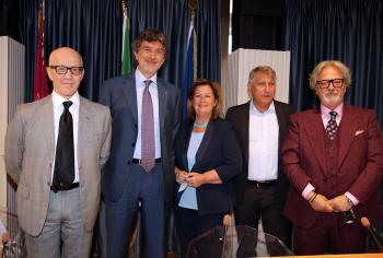 Sanità: Marsilio presenta i nuovi Dg Asl di Pescara e Teramo