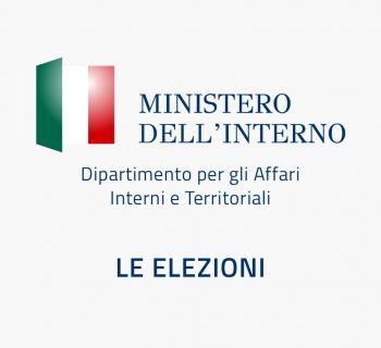Ministero dell'Interno - Dipartimento per gli Affari interni e territoriali - Le Elezioni