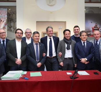 Sistema Informativo turistico: D'Ignazio sottoscrive l'accordo con i sindaci per i Dis