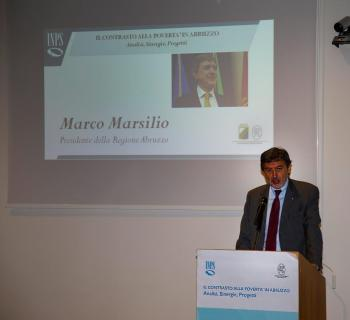 Povertà: Marsilio, lavoriamo per Abruzzo più solidale e meno povero