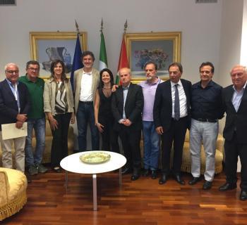 Valle Roveto: I sindaci incontrano Marsilio per gli interventi nel comprensorio