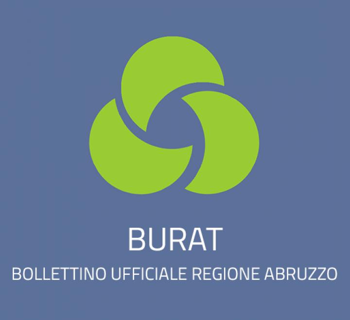Bollettino Ufficiale Regione Abruzzo