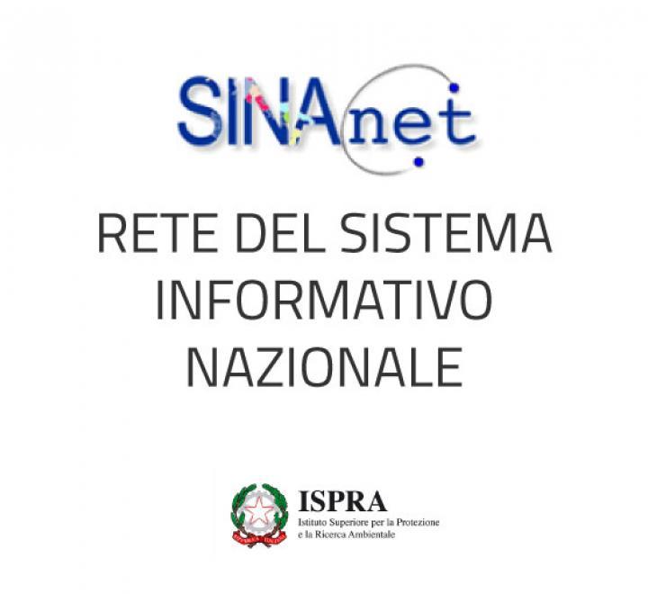 SINAnet - Rete del Sistema Informativo Nazionale Ambientale
